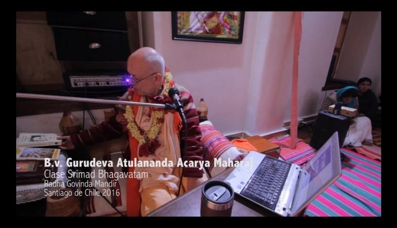 Conferencia: Srimad Bhagavatam